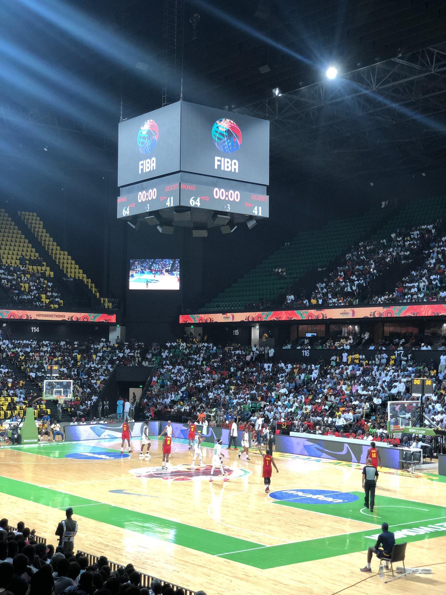Afrobasket féminin 2019: les «Lionnes» écrasent l'Angola (88-54) et filent en demi-finale