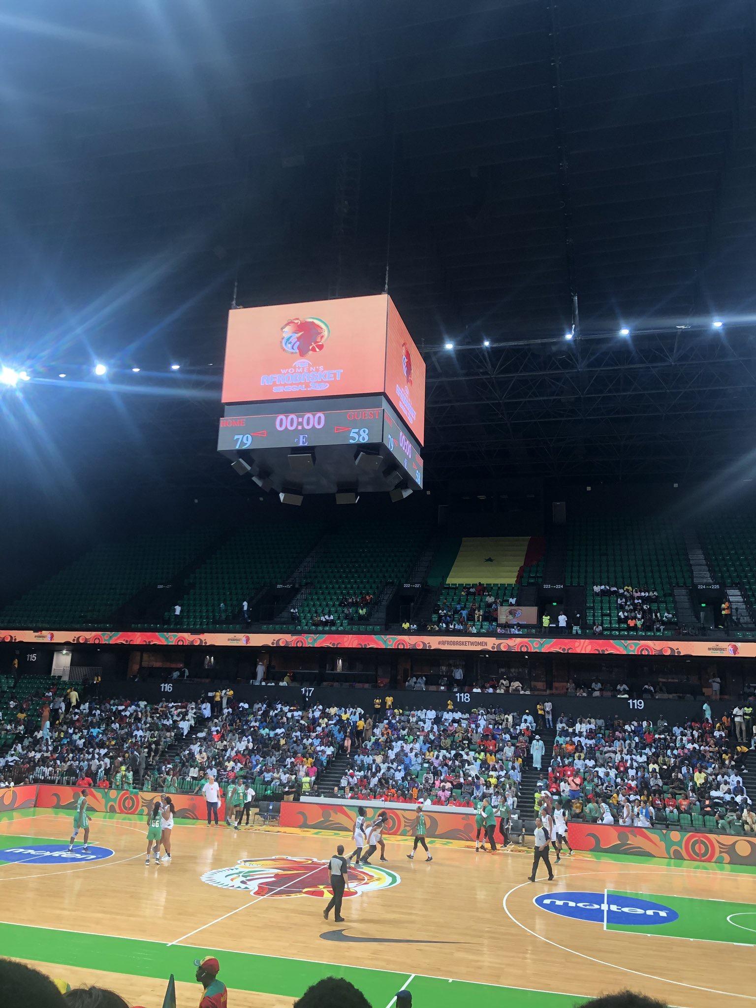 Afrobasket féminin 2019: Le Nigéria écrase le Mali (79-58) et file en finale