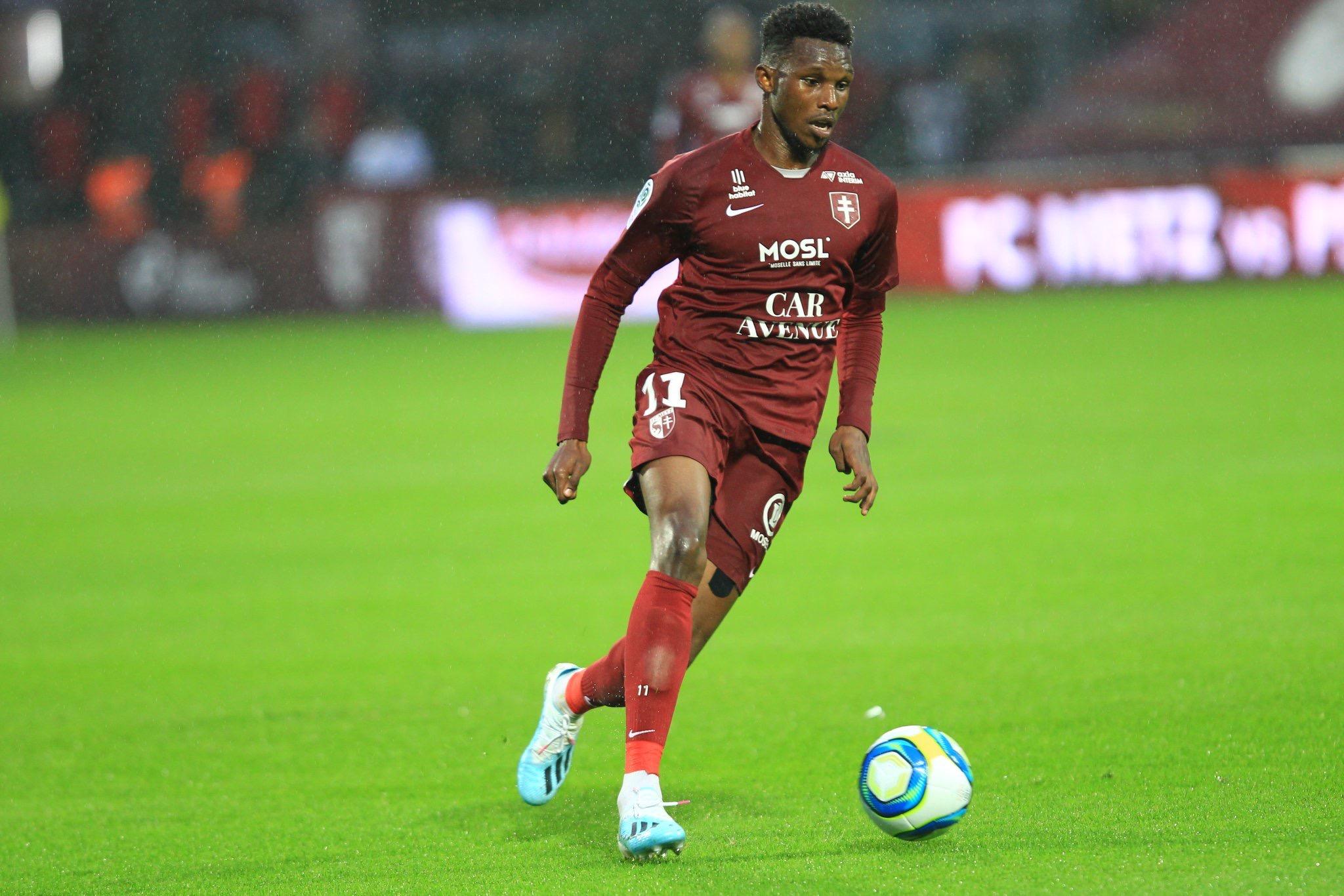 Metz assomme Monaco: Habib Diallo déjà en haut du classement des meilleurs buteurs de Ligue 1