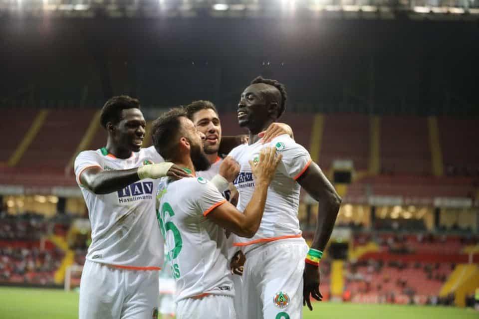 Turquie : Papiss Demba Cissé offre la victoire à Alanyaspor face au Kayserispor (1-0)
