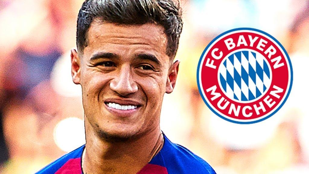 VIDEO : Coutinho a débarqué à Munich