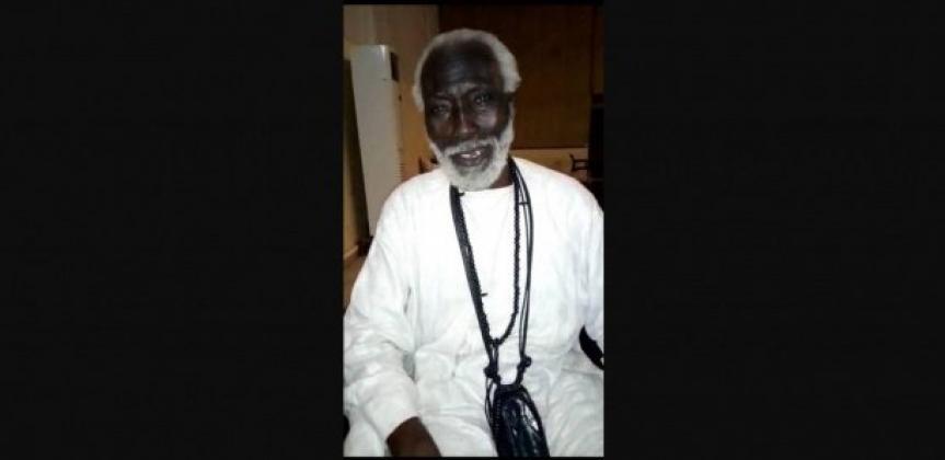 Nécrologie :  l'acteur El Hadji Dieng Blanc s'est éteint