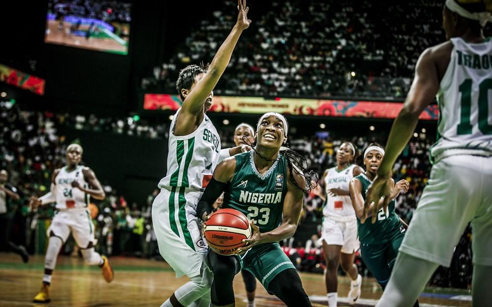Afrobasket Féminin: le Nigéria conserve son titre