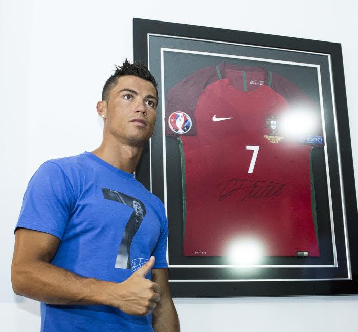 """Cristiano Ronaldo """"Si un gardien vaut 75 millions, je vaux trois ou quatre fois plus"""""""