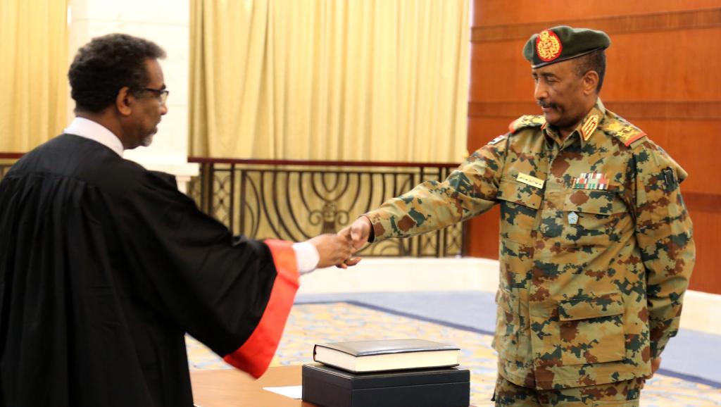 Soudan: le président et les membres du Conseil souverain officiellement intronisés