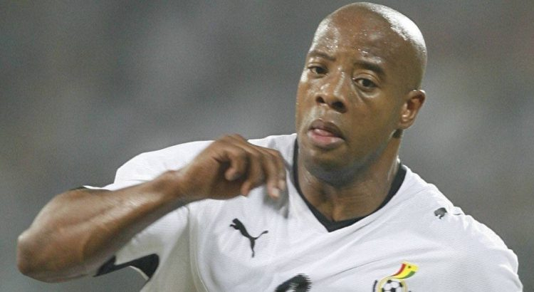 L'attaquant ghanéen Junior Agogo est décédé ce jeudi à l'âge de 40 ans