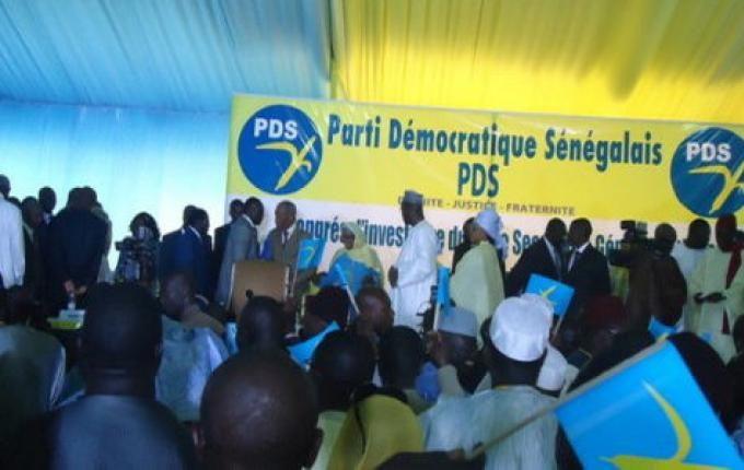 PDS : la réunion des cadres 'Karimistes' se termine en queue de poisson