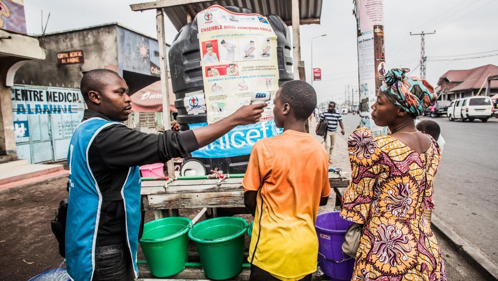 Ebola en RDC: forte mobilisation à Goma contre la propagation de la maladie
