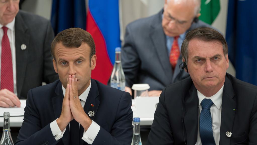 La France s'oppose à l'accord UE-Mercosur et met en cause le président Bolsonaro
