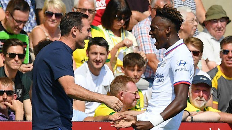 Norwich-Chelsea: une première victoire sous le signe de la jeunesse pour Lampard