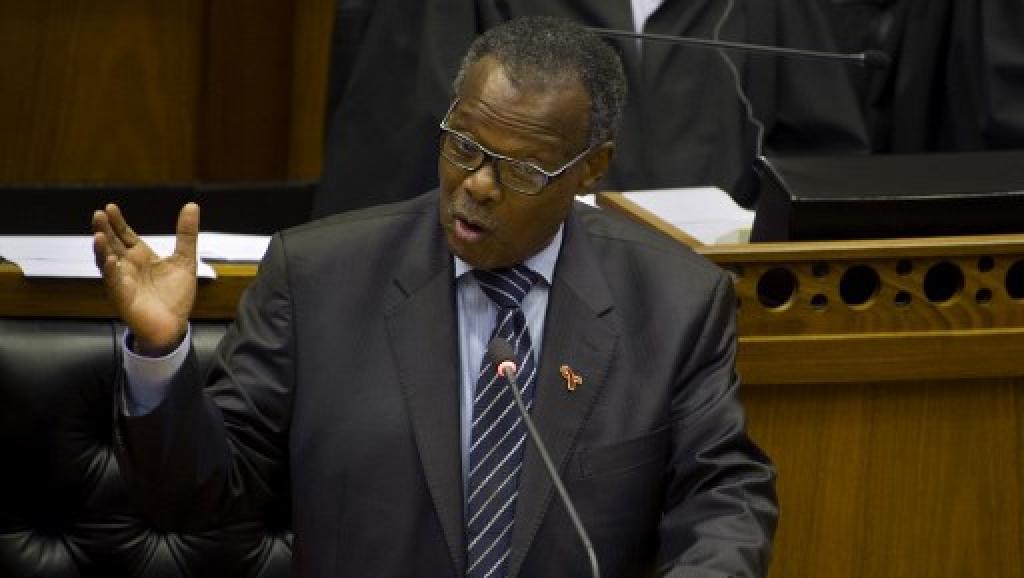 Afrique du Sud: le leader zoulou Mangosuthu Buthelezi quitte les rennes de l'IFP