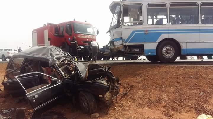"""FATICK, l'une des régions les plus """"accidentogènes"""" du Sénégal: 76 morts et 840 blessés en 19 mois"""