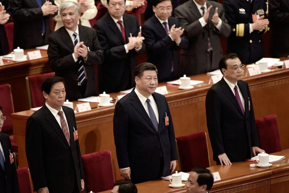 La Chine se dit «extrêmement mécontente» de la déclaration du G7 sur Hong Kong