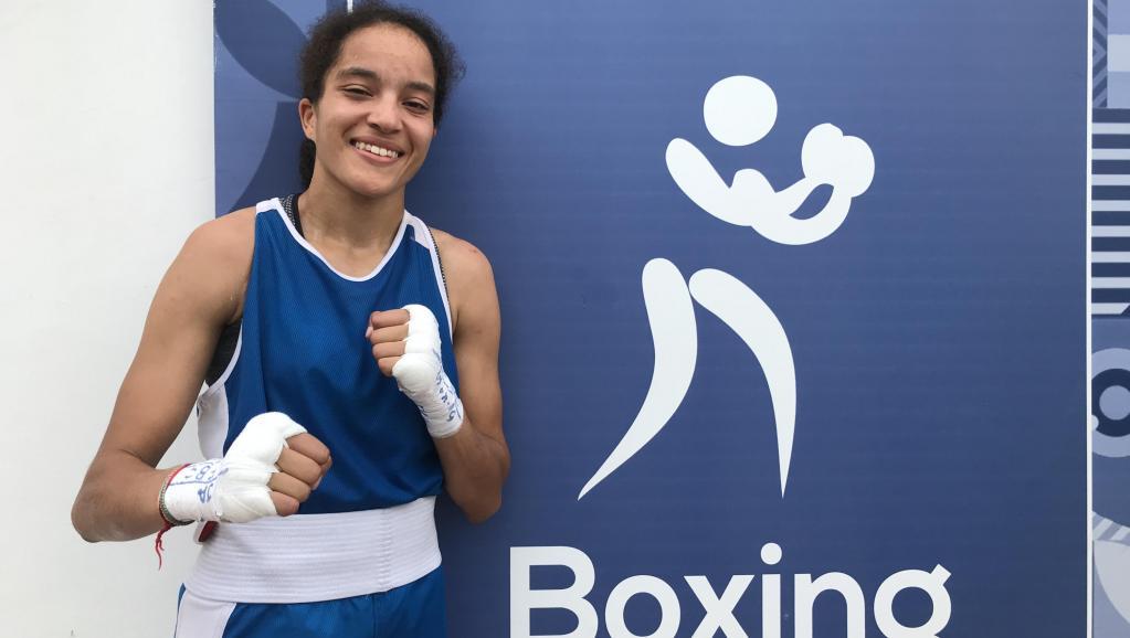 Jeux africains/Boxe: Marine Fatoumata Camara, pour l'amour du Mali