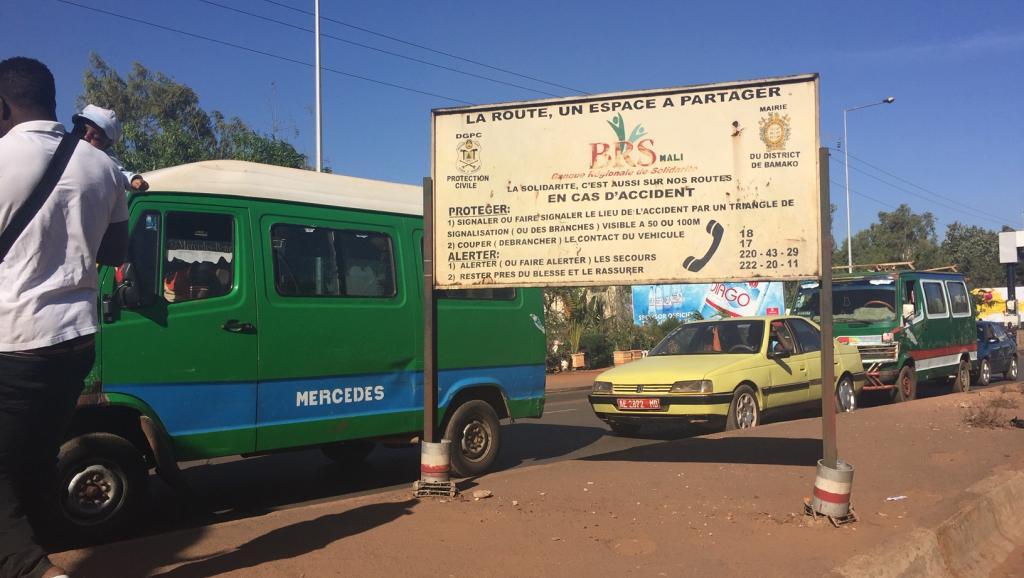 État des routes au Mali: la corruption comme cause principale pour une ONG