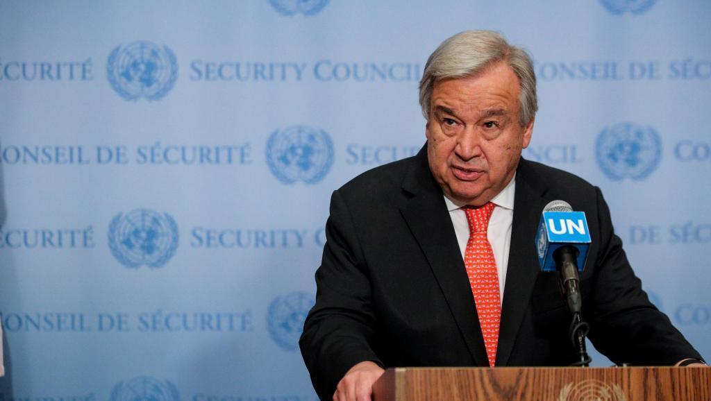RDC: arrivée à Goma du secrétaire général des Nations unies Antonio Guterres