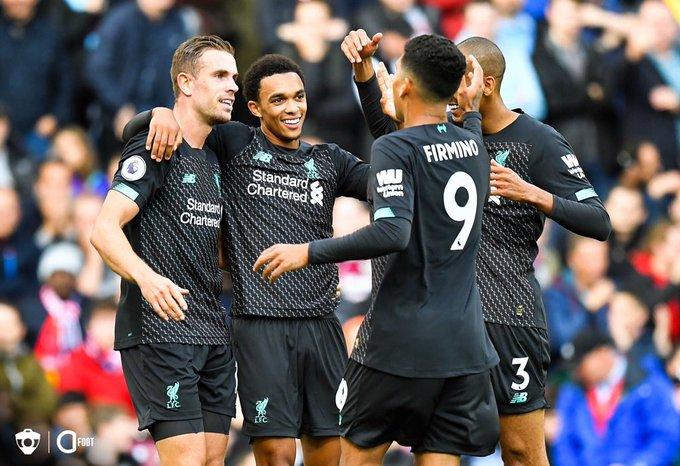 Quatre matches et quatre victoires pour Liverpool