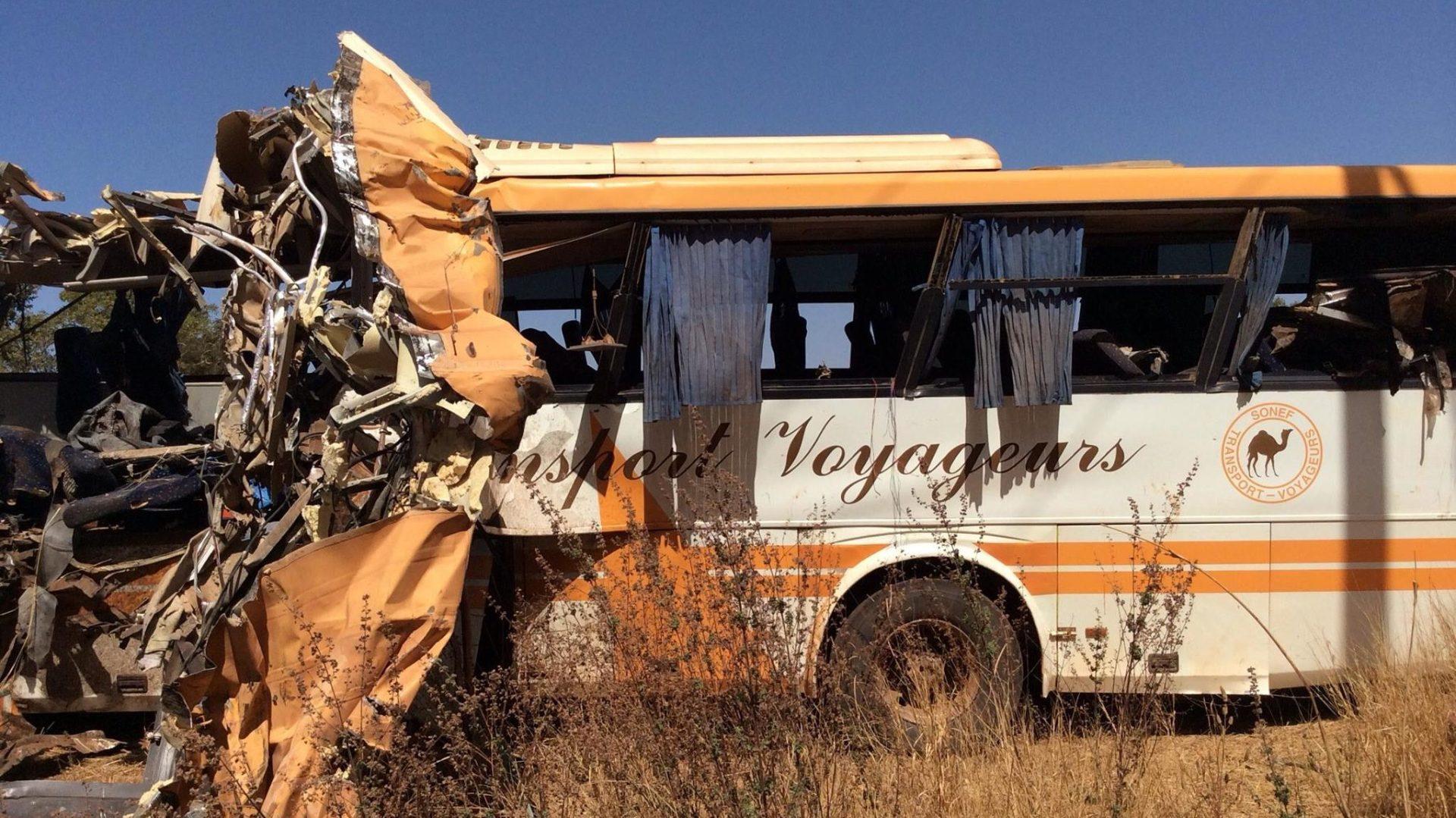 Mali: au moins 8 passagers tués et plusieurs autres blessés dans l'explosion d'une mine au passage de leur bus
