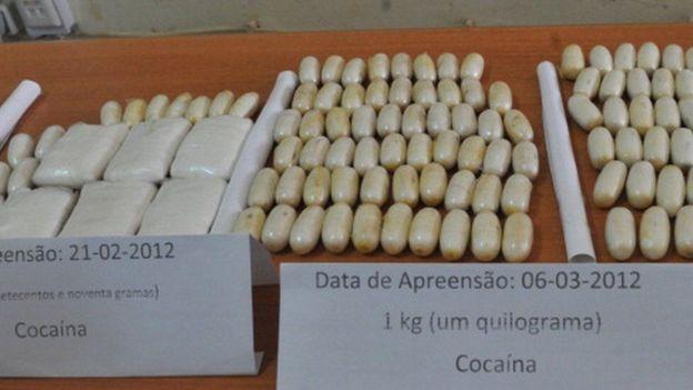 Bissau: saisie record de près de 2 tonnes de cocaïne