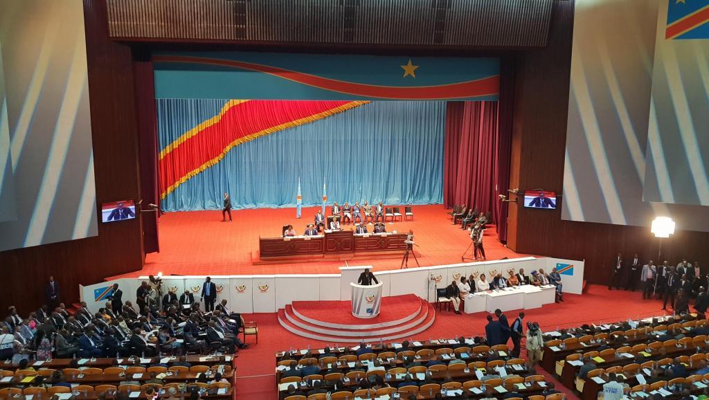 RDC: le Premier ministre présente son programme devant les députés