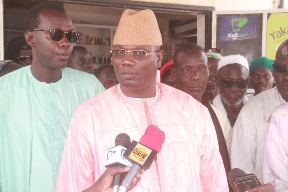 Cheikh Bara Dolli: «les caisses de l'Etat sont si vides que c'est la France qui a payé les salaires du mois d'août»