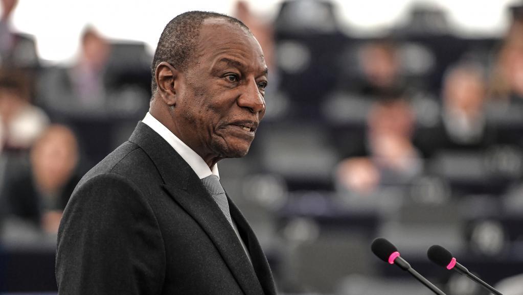 Législatives, révision de la Constitution: en Guinée Alpha Condé monte au front