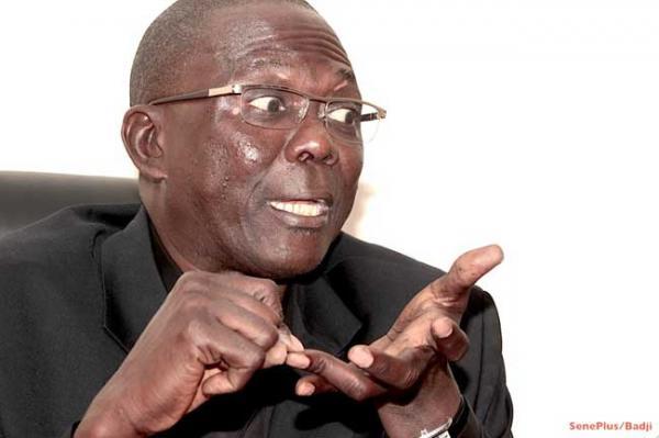 """Les """"2 milliards de Macky à allouer au chef de l'opposition"""" soulève la colère de Moustapha Diakhaté"""