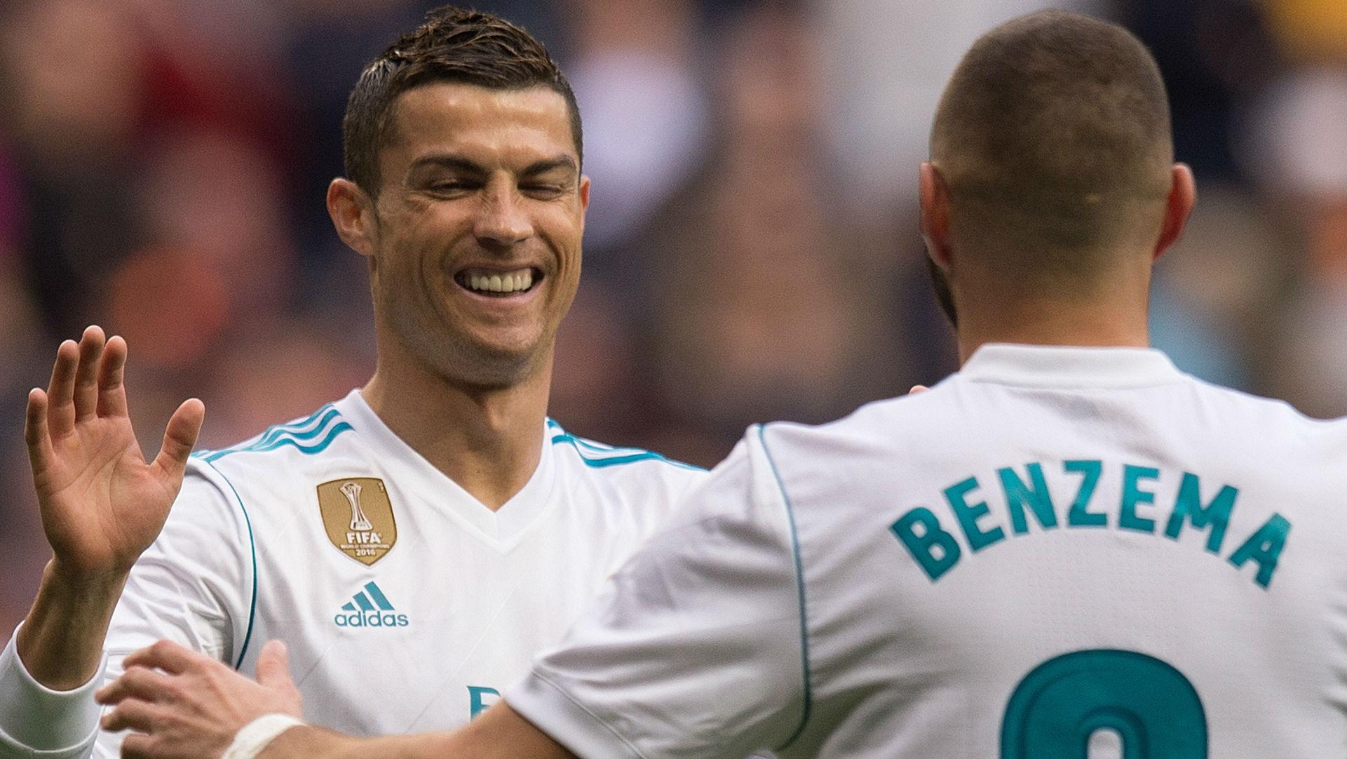 Real : Benzema et son entente avec CR7
