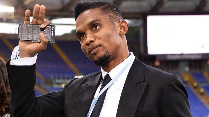 Samuel Eto'o met un terme à sa carrière de footballeur