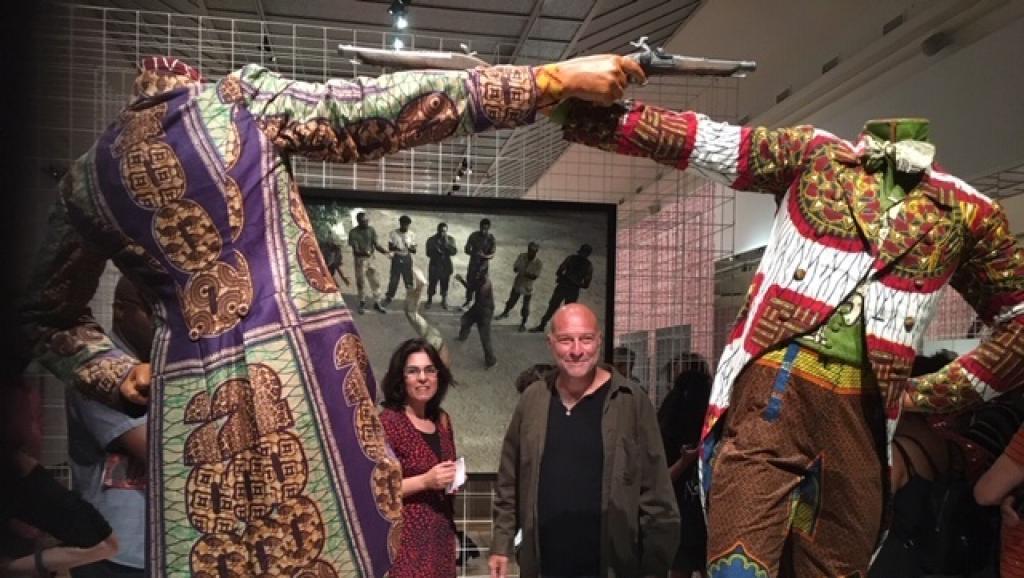 Art: à Bruxelles, Sindika Dokolo propose un autre regard sur l'Afrique