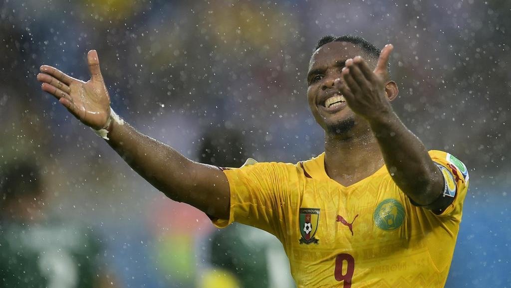 Samuel Eto'o: «Le Cameroun, c'est le Brésil de l'Afrique»