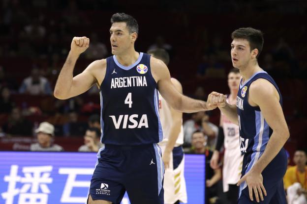Sensation au Mondial basket: l'Argentine élimine la Serbie