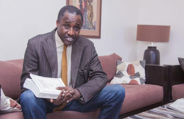 Le journaliste Adama Gaye met fin à sa gréve de faim