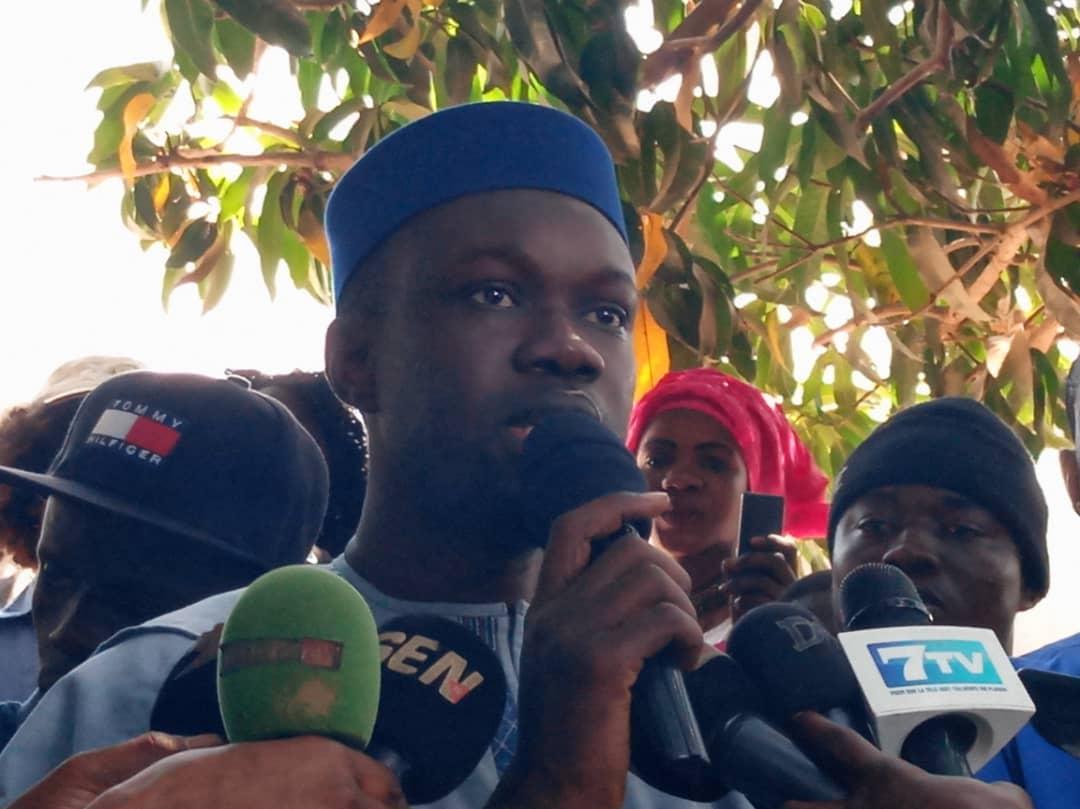 Lutte contre la mal-gouvernance des ressources naturelles du Sénégal: Ousmane Sonko appelle les Sénégalais à sortir en masse le 13 septembre