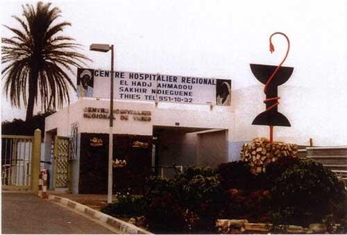 Vol présumé d'obus d'oxygène à l'Hôpital de Thies: les révélations des agents arrêtés