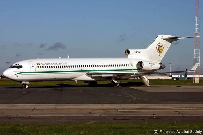 Immobilisation de l'avion « Pointe Sarène »: La livraison prévue vers la fin du mois de septembre (présidence)