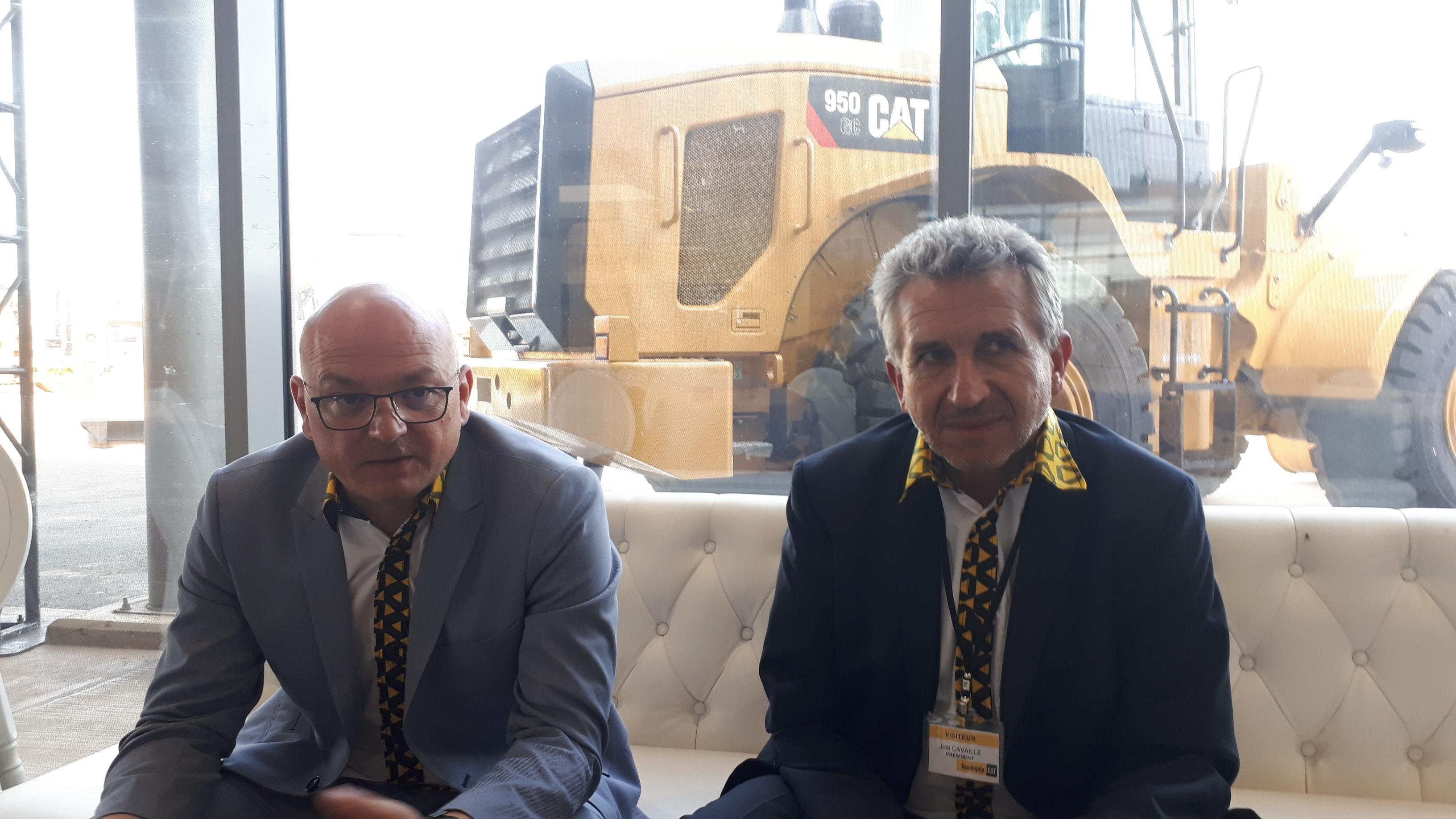 Inauguration de Saudequip à Sangalkam: l'entreprise s'engage à accompagner la croissance et l'émergence du pays