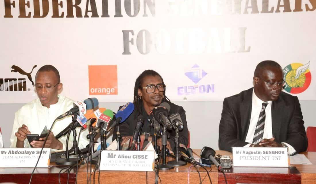 FSF: Me Augustin Senghor lance la chasse «aux taupes et annonce une plainte»