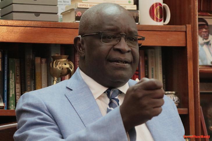 Polémique sur l'écriture de Histoire générale du Sénégal : le Pr Ousmane Sene relativise et tire son chapeau à Iba Der Thiam