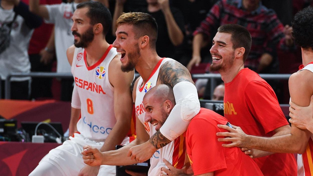 Basket : L'Espagne championne du monde devant l'Argentine (95-75)