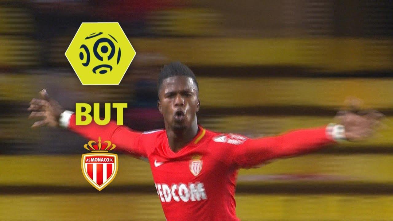 Monaco-Marseille: Keita Baldé entre et marque son premier but de la saison