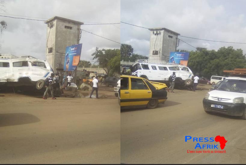 Accident à Petit Mbao, le bilan s'alourdit à 3 morts