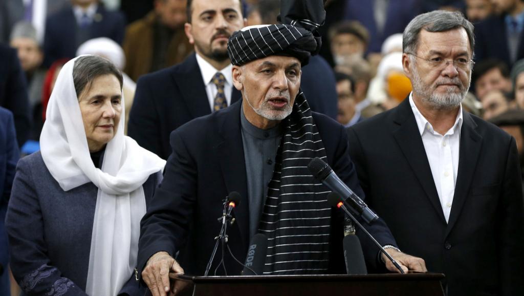 Afghanistan: attentat pendant un meeting du président Ghani fait au moins 24 morts