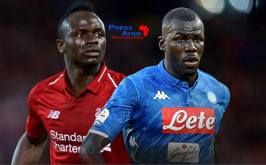 League des champions: le duel Sadio Mané-Kalidou Koulibaly pour démarrer la première journée