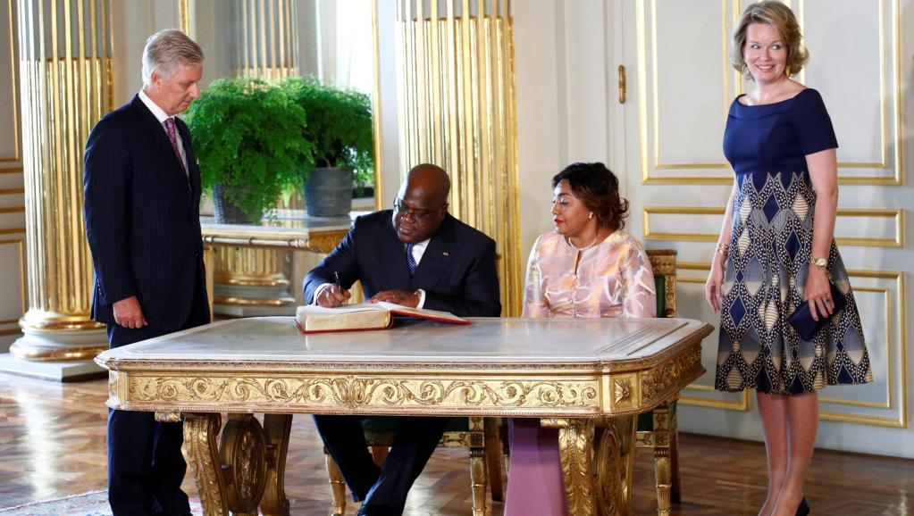 Des voix s'élèvent contre la visite de Tshisekedi en Belgique