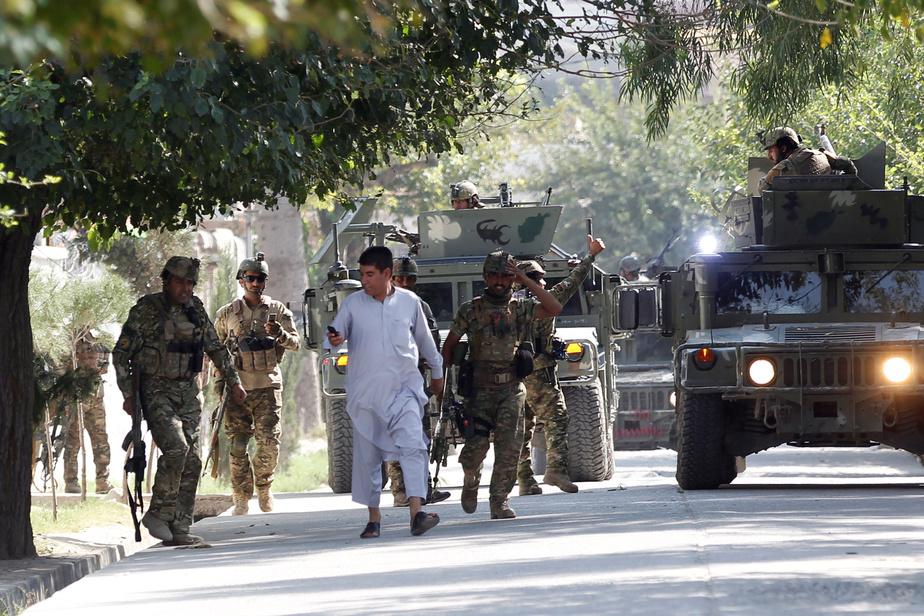 Afghanistan: attaque-suicide à Jalalabad