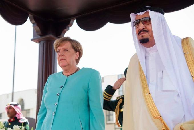 L'Allemagne prolonge son embargo sur les ventes d'armes à l'Arabie saoudite