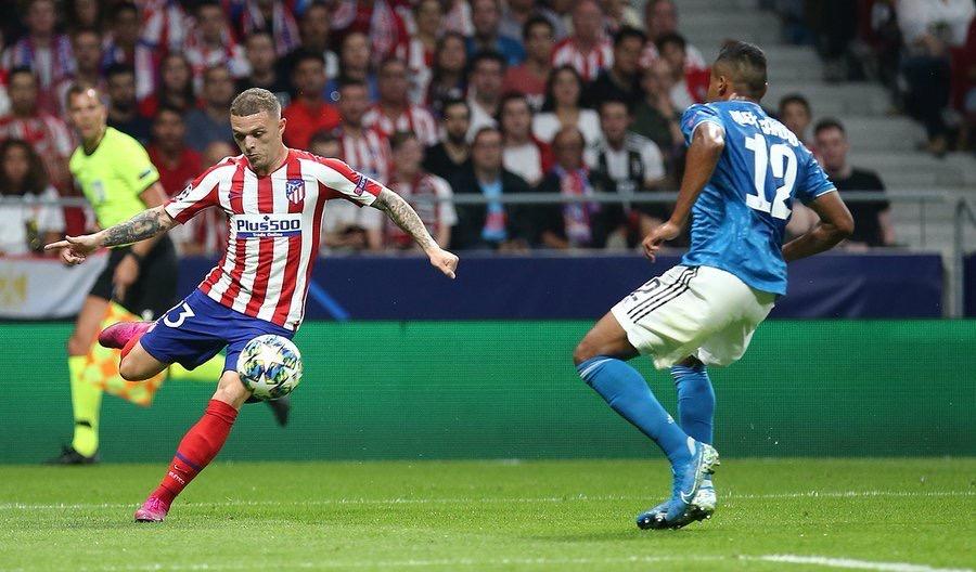 L'Atletico Madrid arrache le nul sur la pelouse de la Juventus
