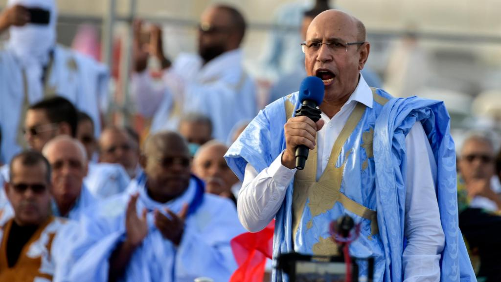 Mauritanie: le président Mohamed Ould Ghazouani reçoit l'opposition
