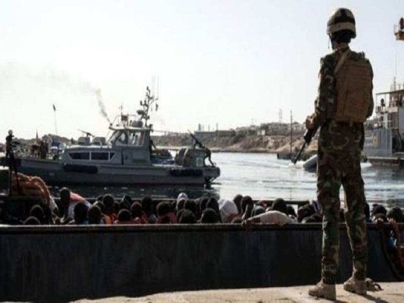 Des garde-côtes libyens tuent un 'migrant soudanais en fuite